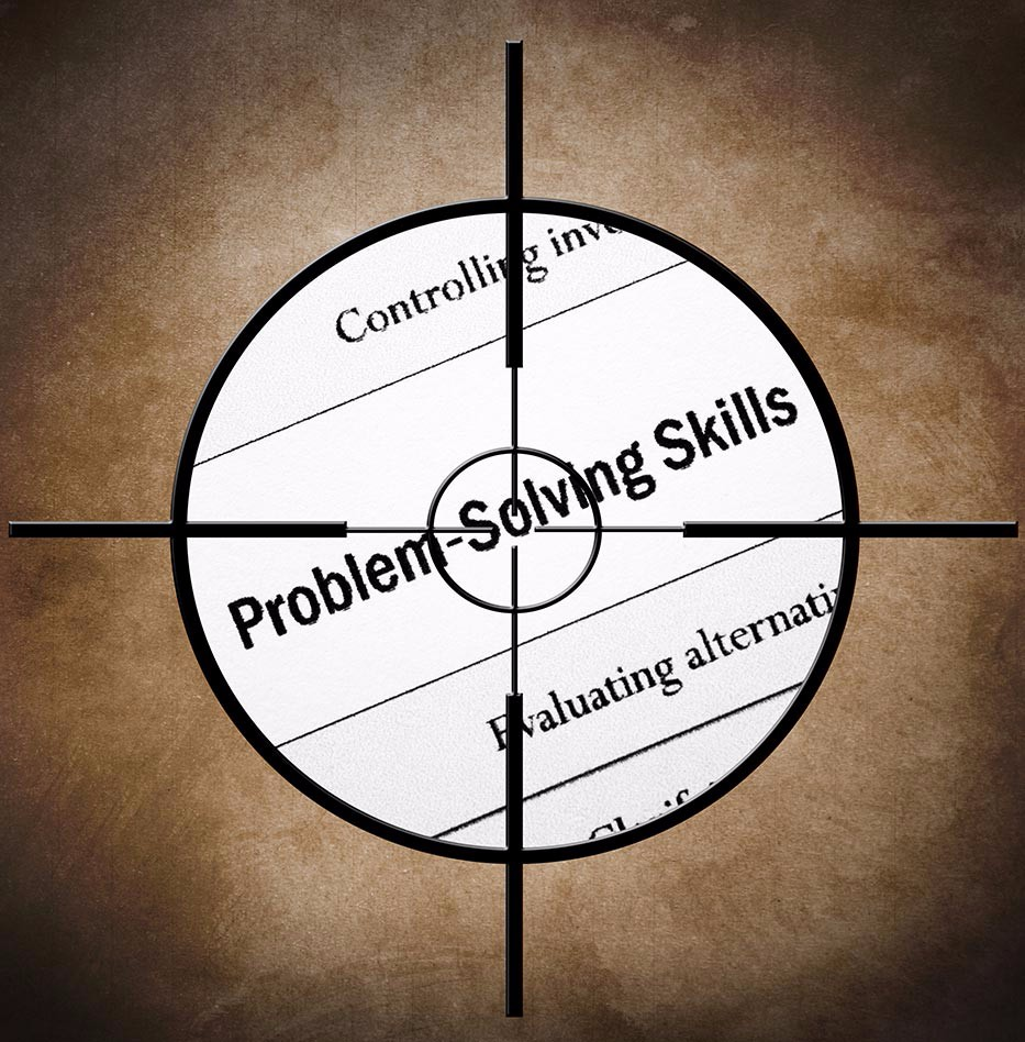 职业标丨解决能力-求职宝